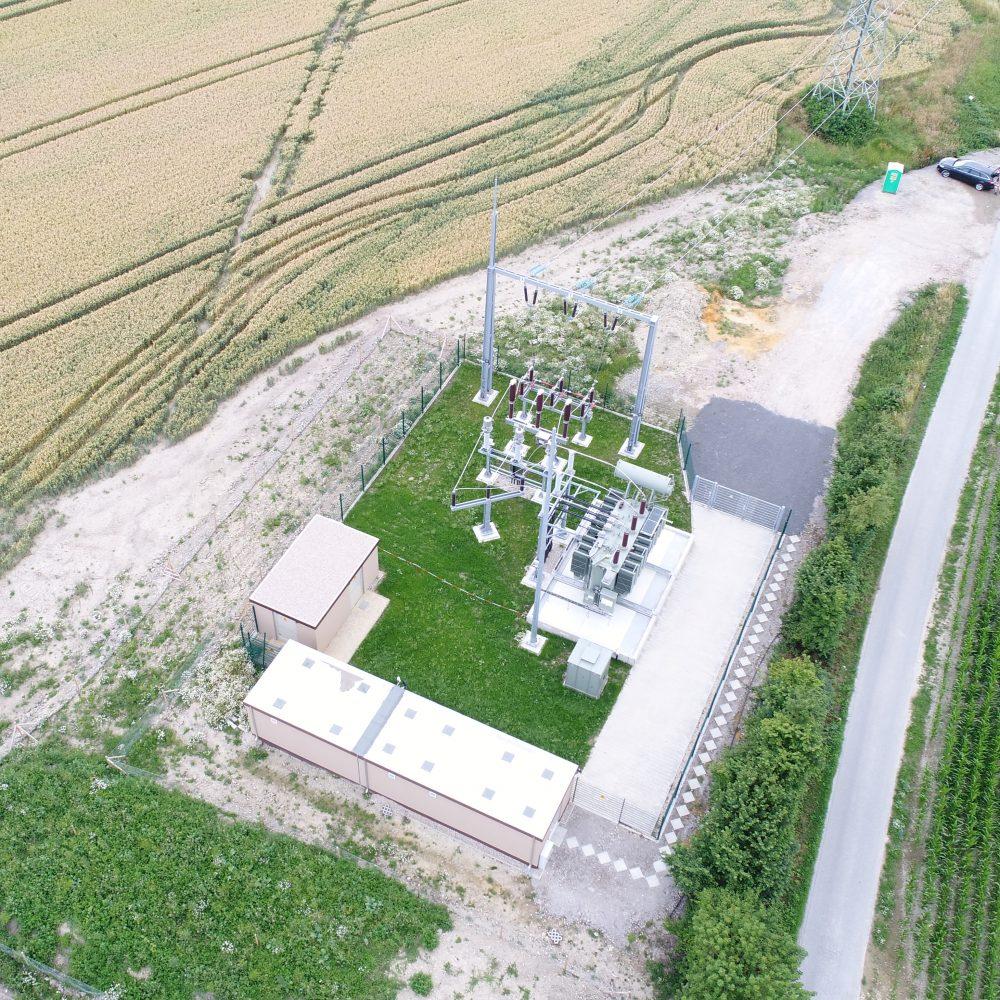 Projekt-Windkraftanlage